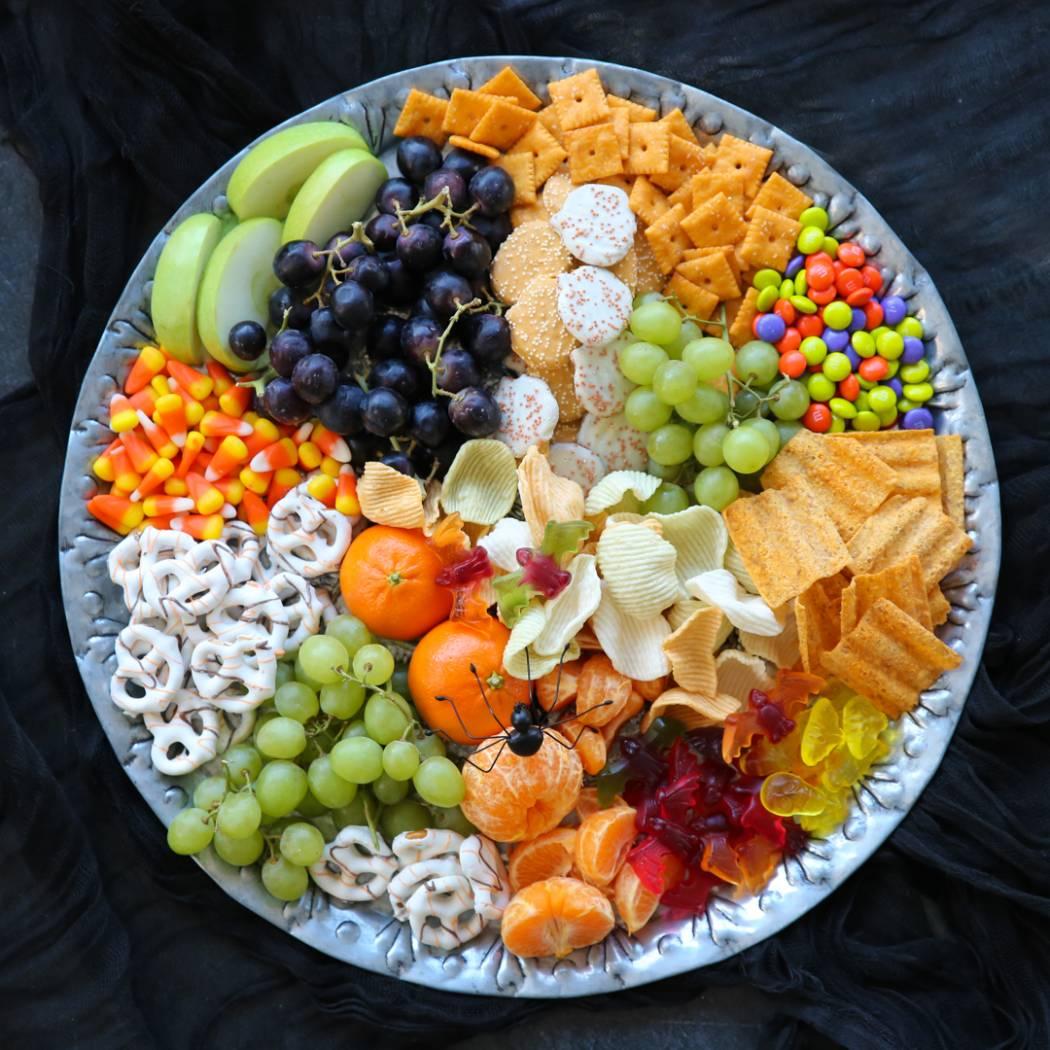Halloween Snack Tray