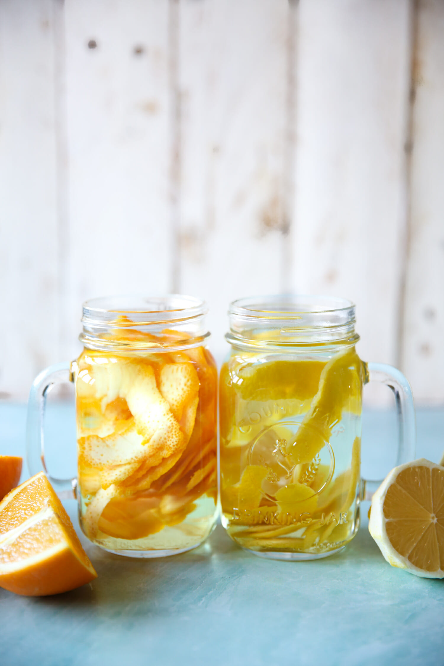 homemade citrus extracts from our best bites