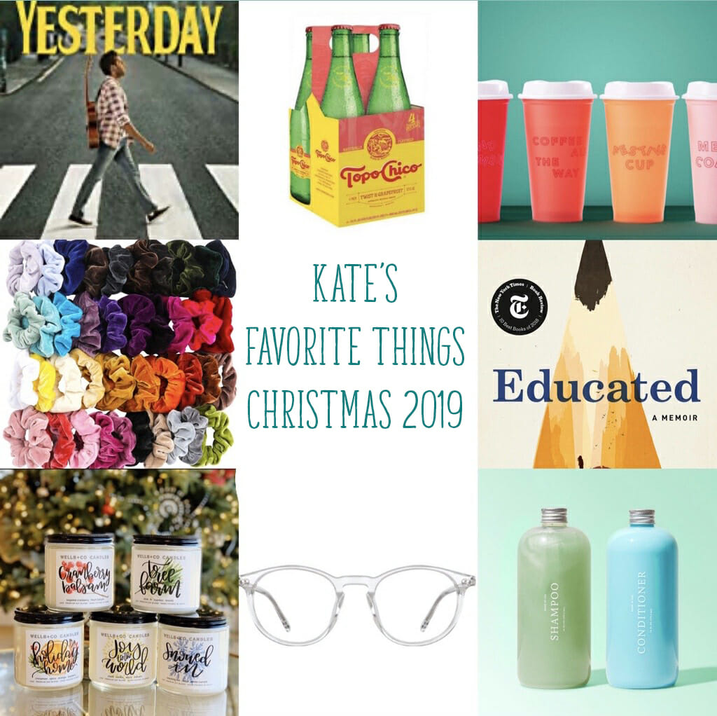 kate's favorite things