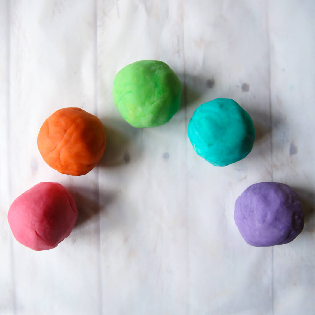 the world's best homemade play-doh