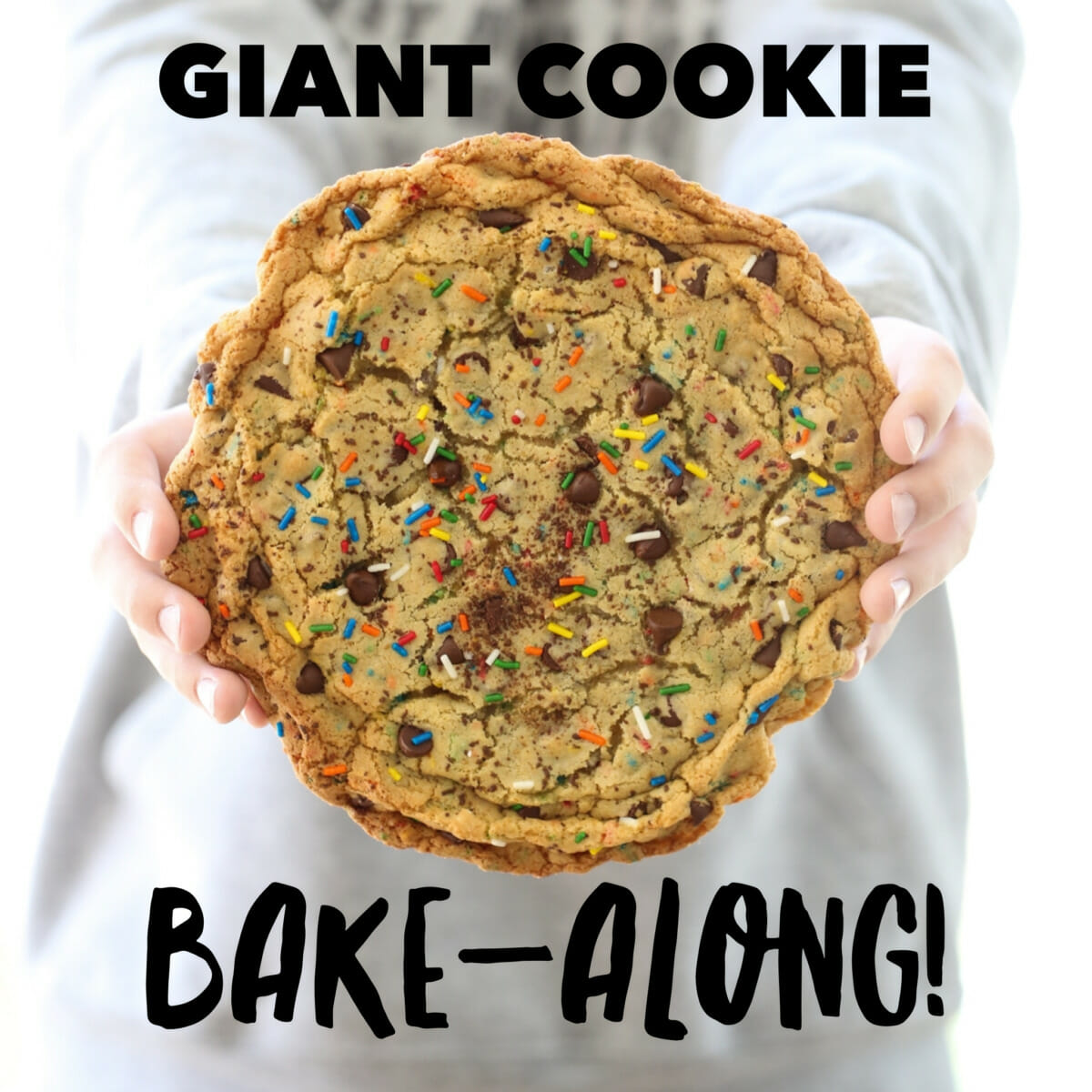 Join the Giant Cookie Bake-Along!