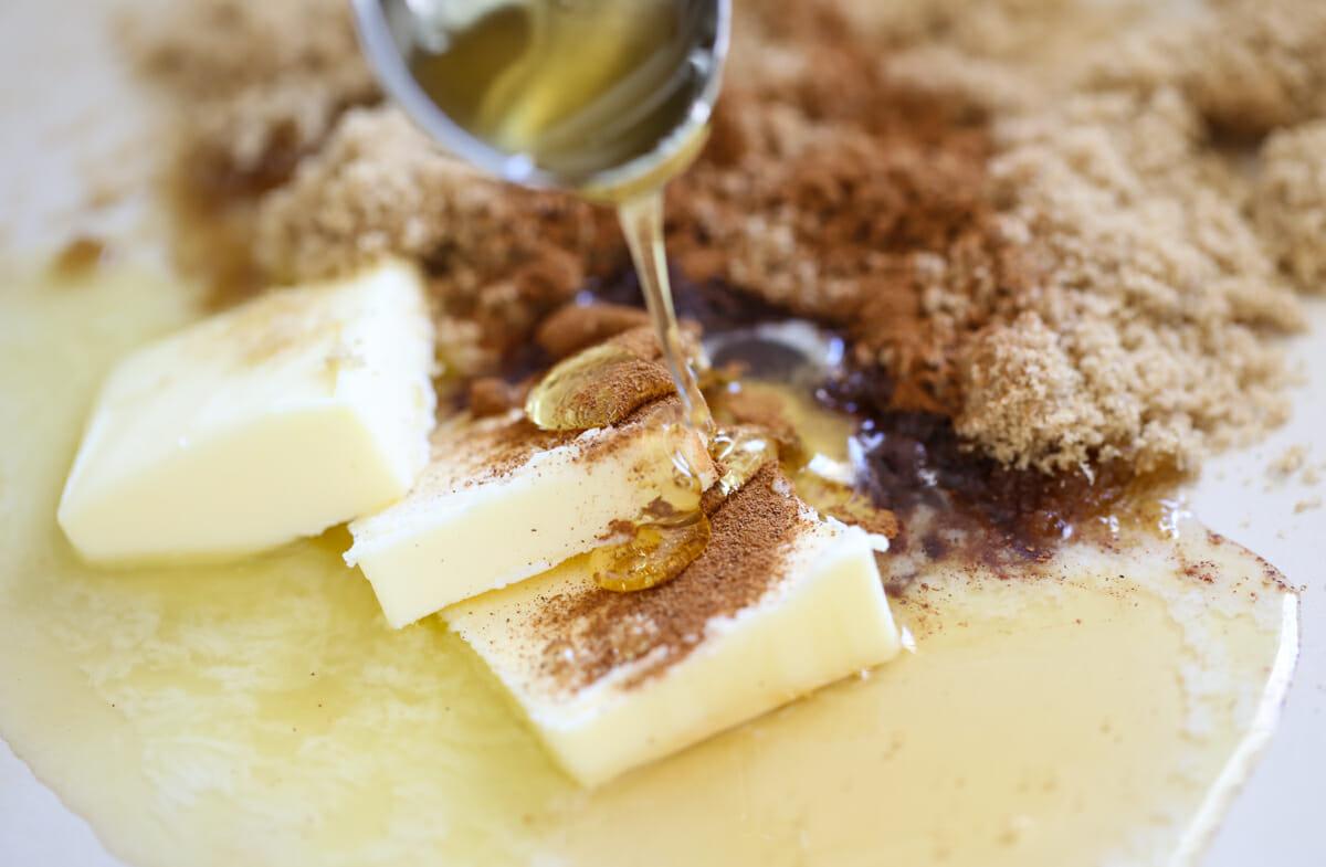 caramel ingredients