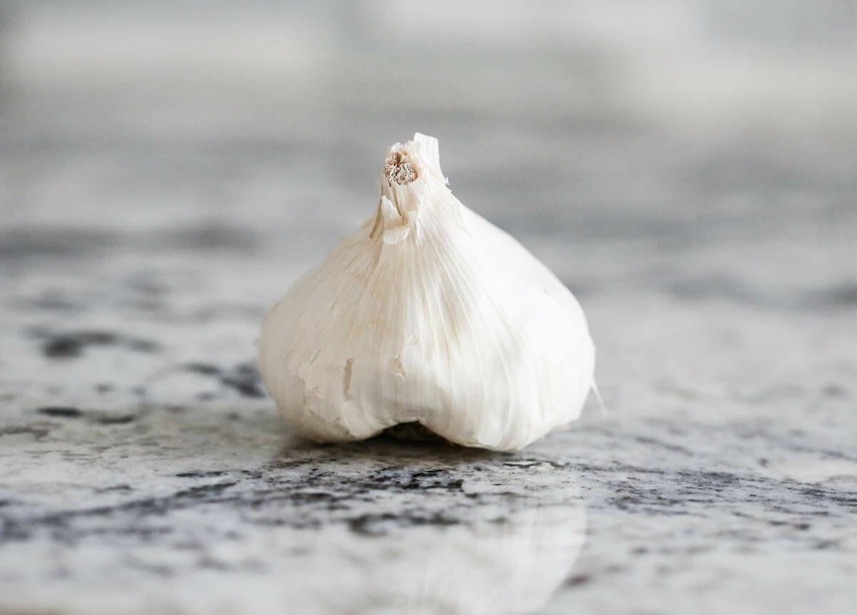 one head of garlic