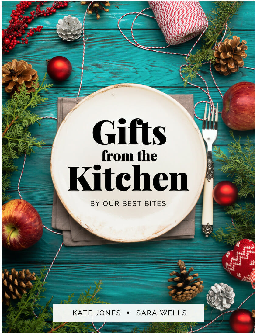 Gifts from the Kitchen cover