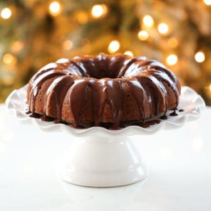 American heritage Chocolate Bundt Cake