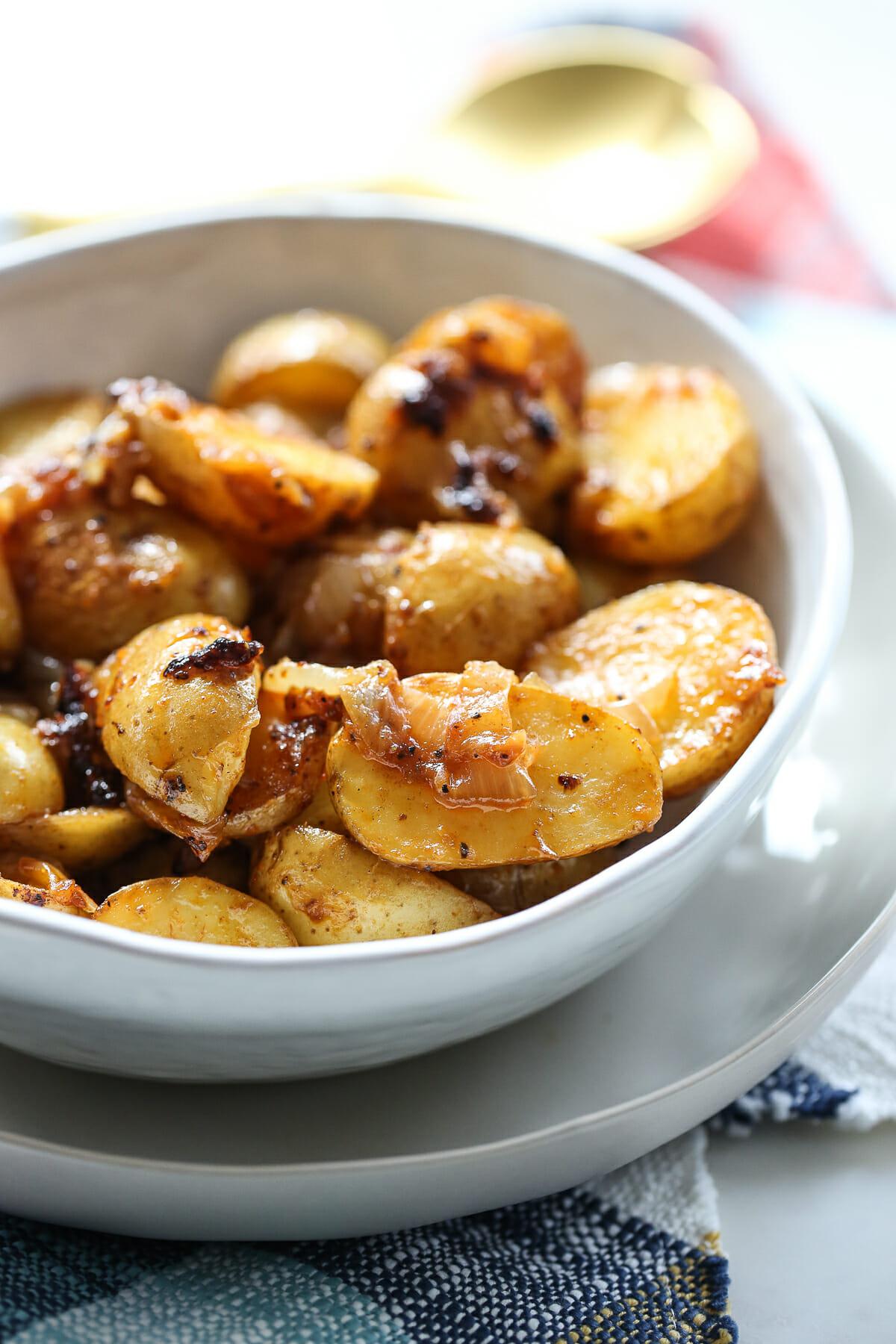 potatoes with smoked paprika